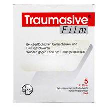 Produktbild Traumasive Film 15x15cm Hydr