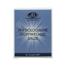 Produktbild Physiologische Stoffwechsel Salze Dr. Töth