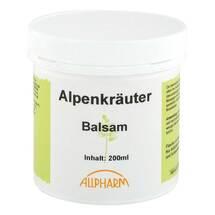 Alpenkräuter Balsam
