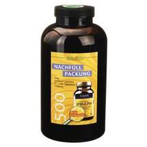 Produktbild Spirulina Earthrise Nachf. Tabletten