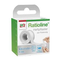 Produktbild Ratioline acute Heftpflaster 2,5 cm x 5 m