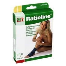 Ratioline active Fußgelenkbandage Größe M
