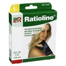 Produktbild Ratioline active Handgelenkbandage Größe L / XL