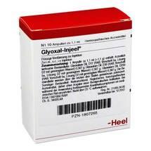Produktbild Glyoxal Injeel Ampullen
