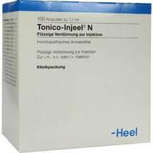 Produktbild Tonico Injeel N Ampullen