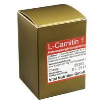 Produktbild L-Carnitin 1A Day 500 mg Kap