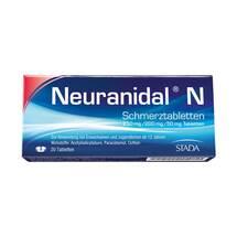 Produktbild Neuranidal N Tabletten
