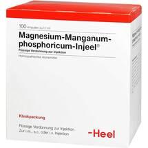 Produktbild Magnesium Manganum phosphoricum Injeel Ampullen