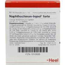 Produktbild Naphthochinon Injeel forte Ampullen