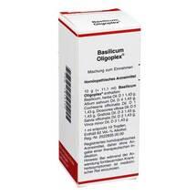 Produktbild Basilicum Oligoplex Liquidum