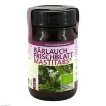 Produktbild Bärlauch Frischblatt Mastitabs Tabletten