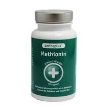 Produktbild Aminoplus Methionin plus Vitamin B Komplex Kapseln