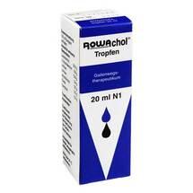 Produktbild Rowachol Tropfen