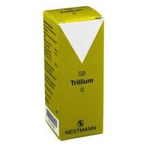 Produktbild Trillium S 58 Tropfen
