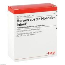 Produktbild Herpes Zoster Nosode Injeel Ampullen