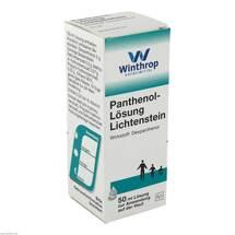 Panthenol 5% Lichtenstein Lösung