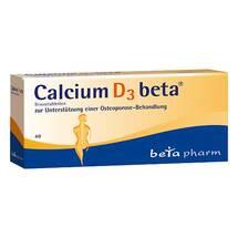 Produktbild Calcium D3 beta Brausetabletten