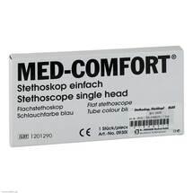 Produktbild Stethoskop Flachkopf blau
