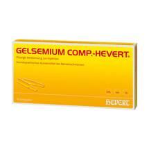 Produktbild Gelsemium comp. Hevert Ampullen