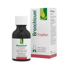 Produktbild Bronchicum Tropfen