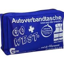 Produktbild Senada Car-Ina Autoverbandtasche Go-West blau