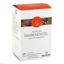 Produktbild Nobilin Mariendistel Kräuter Filmtabletten