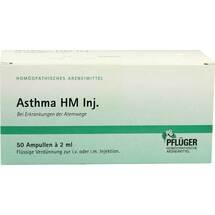 Produktbild Asthma HM Injektion Ampullen
