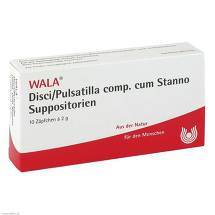 Produktbild Disci / Pulsatilla comp. cum Stanno. Suppositorien