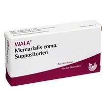 Produktbild Mercurialis comp. Suppositorien