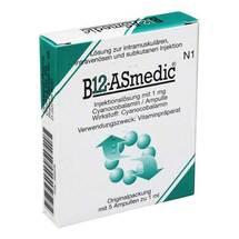 Produktbild B12 Asmedic Ampullen