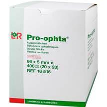 Pro Ophta Augenstäbchen steril 16516