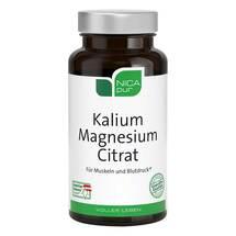 Produktbild Nicapur Kalium Magnesium Citrat Kapseln