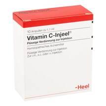 Produktbild Vitamin C Injeel Ampullen