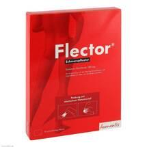 Produktbild Flector Schmerzpflaster + elatischer Netzstrumpf