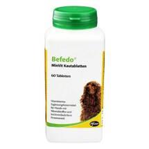 Produktbild Befedo Minvit für Hunde Kautabletten