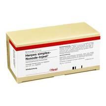 Produktbild Herpes Simplex Nosode Injeel Ampullen