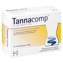 Produktbild Tannacomp Filmtabletten