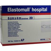 Produktbild Elastomull hospital 4mx6cm B