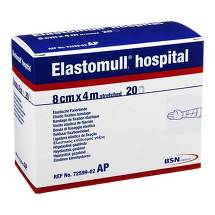 Produktbild Elastomull hospital 4mx8cm B