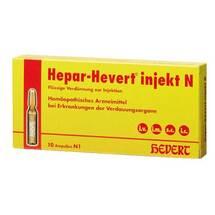Hepar Hevert injekt N Ampullen