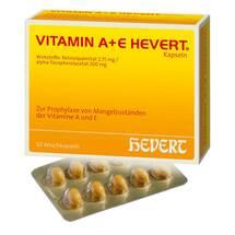Vitamin A + E Hevert Kapseln
