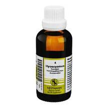 Produktbild Hyoscyamus Komplex Nr. 4
