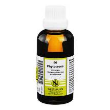 Produktbild Phytolacca Komplex Nr. 50