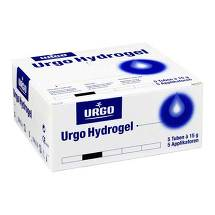 Urgo Hydrogel mit 5 sterilen A