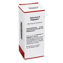 Produktbild Aesculus N Oligoplex Liquidu