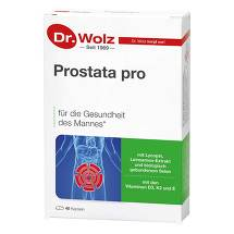 Prostata Pro Dr. Wolz Kapseln