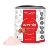 Produktbild Acerola 100% natürliches Vitamin C Pulver