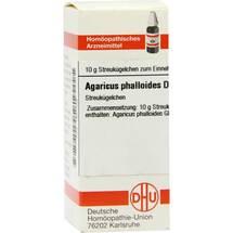Produktbild Agaricus Phalloides D 4 Globuli