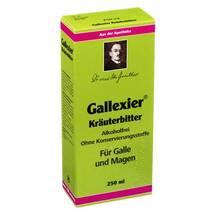 Produktbild Gallexier Kräuterbitter Salus