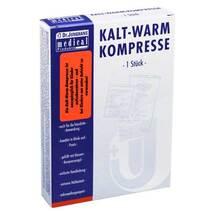 Kalt-Warm Kompresse 13x14cm mit Vlieshülle
